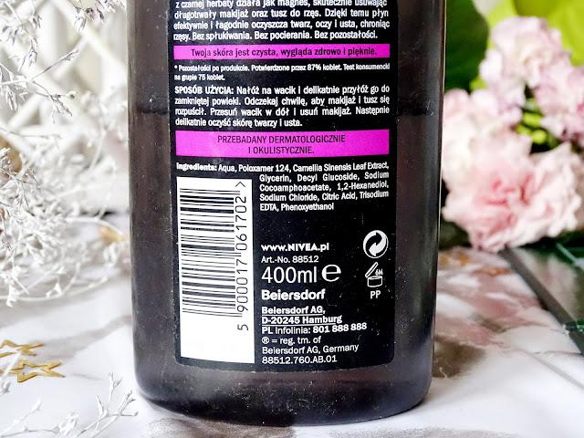 profesjonalny płyn micelarny
