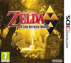 Rom Legend of Zelda A Link Between Worlds 3DS