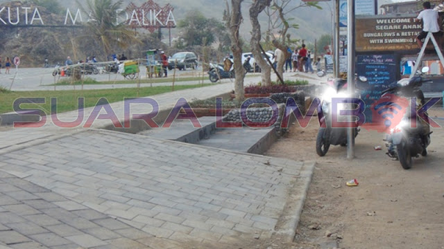 Siap-siap PKL dan Cafe Liar di Kawasan ITDC Bakal Disikat