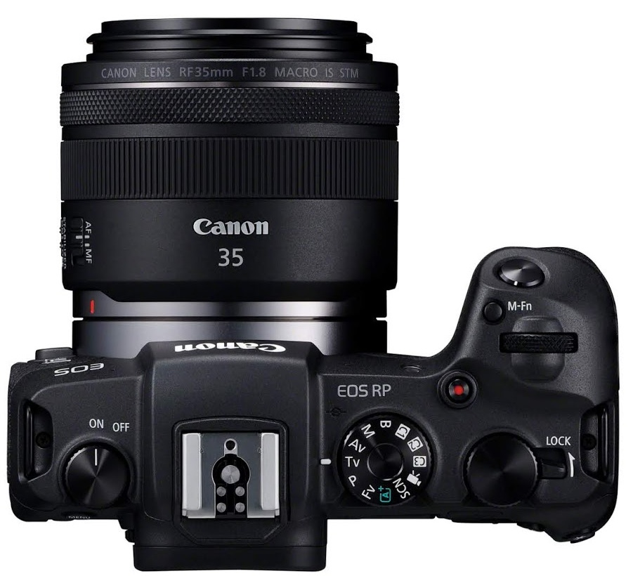 Canon Camera News 2019: Canon RF 35mm f1 8 Macro IS STM lens