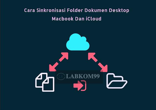 Cara Sinkronisasi Folder Dokumen Desktop Macbook Dan iCloud