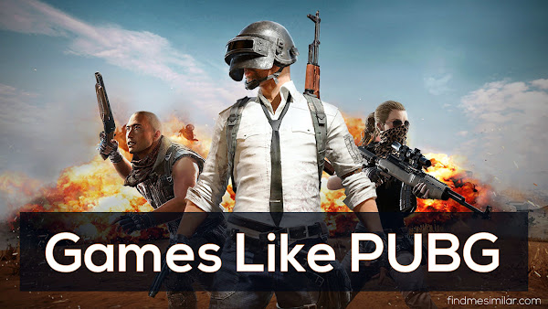 14 Amazing Royale Games Like PUBG