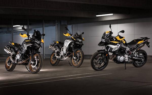 BMW Motorrad GS  40 anos chegam ao Brasil - preços e fotos