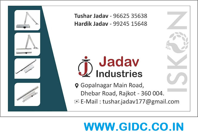 JADAV INDUSTRIES - 9662535638 | 96625 35638 | 99245 15648 | 9924515648
