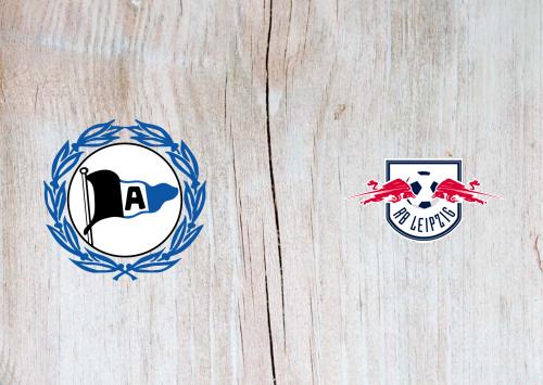 Arminia Bielefeld vs RB Leipzig -Highlights 19 March 2021