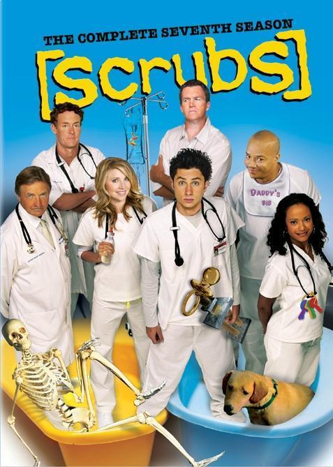 Scrubs Serie Completa Ingles Subtitulado DVDRip