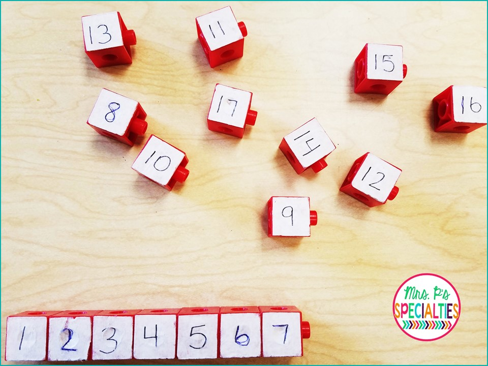 Hands On Math Centers In The Special Education Classroom - Mrs. P\'s ...