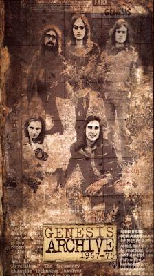 Genesis - Archive #1: 1967-1975