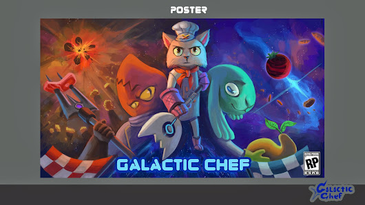 Galactic Chef Concepts