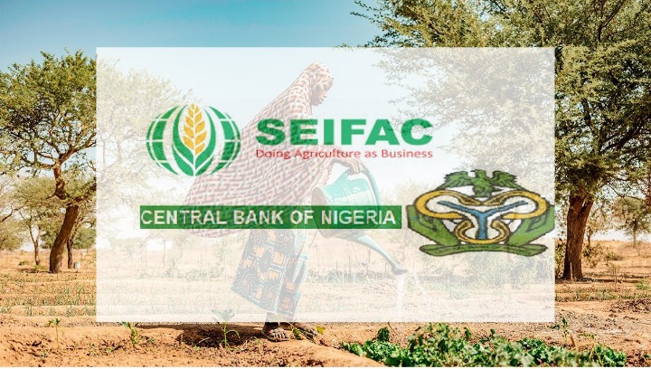 GOOD NEWS: SEIFAC To Launch Co-branded Atm Cards, Target 60,000 Farmers