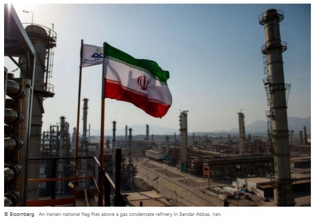 Agreement between Iran and Iraq to release stranded energy payments