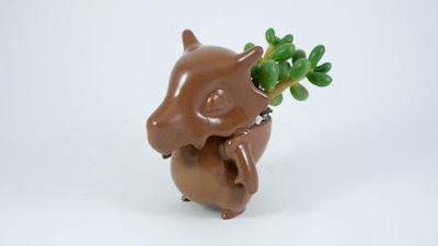 Cubone Ceramic Planter