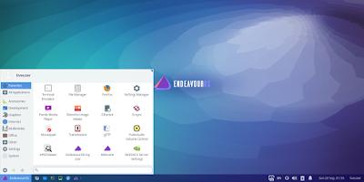 EndeavourOS 2020.09 Disponible con calamares y Linux 5.8