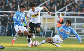 Colo Colo vs O'Higgins