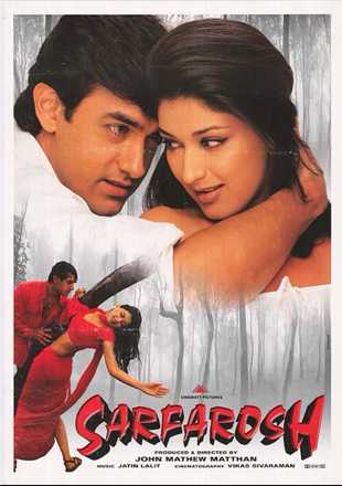 Sarfarosh 1999 Full Hindi Movie Download BRRip 720p ESub