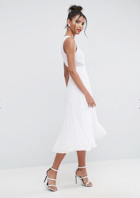 Cómo vestir para una boda ibicenca