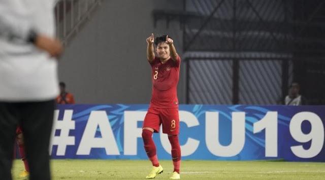 10 Pemain Indonesia U-19 Jauh Ungguli 11 Pemain Uni Emirat Arab, Ini Statistiknya
