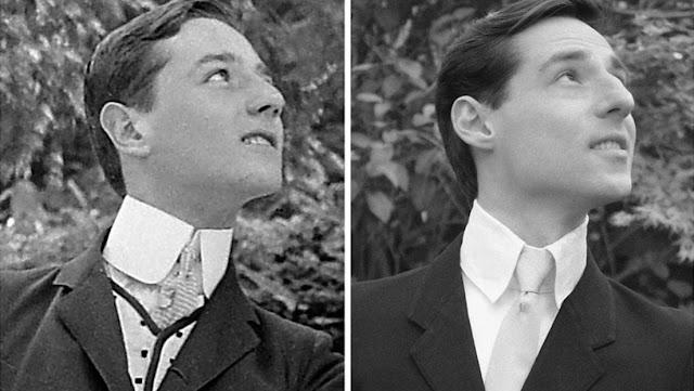 """Un hombre queda """"boquiabierto"""" tras hallar a su 'gemelo perdido' en una foto de hace 115 años (FOTO)"""