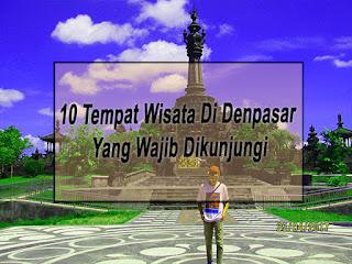 Inilah 10 Tempat Wisata Di Denpasar Yang Wajib Dikunjungi