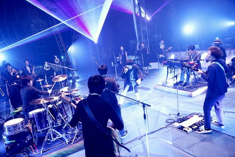 "sumika live online pertama ""sumika Online Live"" Little Crown 2020"