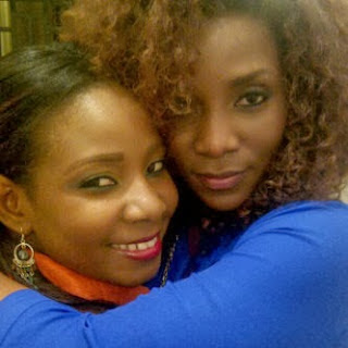 genevieve nnaji daughter adoption lagos
