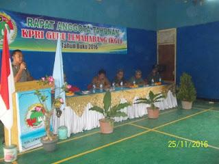 KGL Mulai Disalip Koperasi Guru Kecamatan Lain