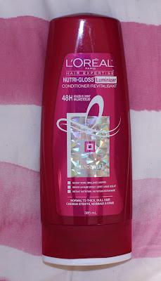 L'Oréal Paris Nutri Gloss Luminizer Conditioner