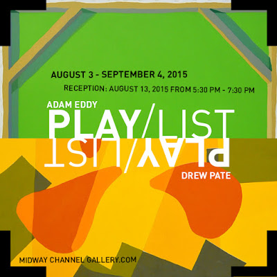 Midway Channel Gallery's Play/List Show