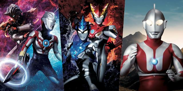Loading, a casa do Tokusatsu, traz títulos clássicos e inéditos da franquia Ultraman