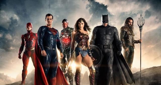 Warner presenta el nuevo trailer de La Liga de la Justicia
