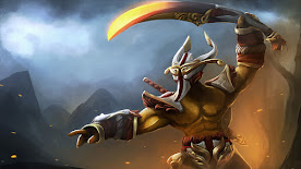 Juggernaut Yurnero DOTA 2 Wallpaper, Fondo, Loading Screen