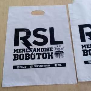 Sablon Plastik Merchandise