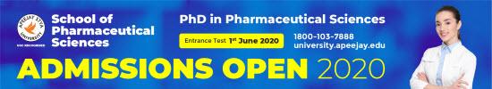 Pharma Admission