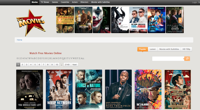 LOSMOVIES 2020: DOWNLOAD MOVIES, TV SERIES AND VIDEOS FOR FREE