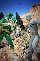 Power Rangers Lightning Collection Zeo Green Ranger 59