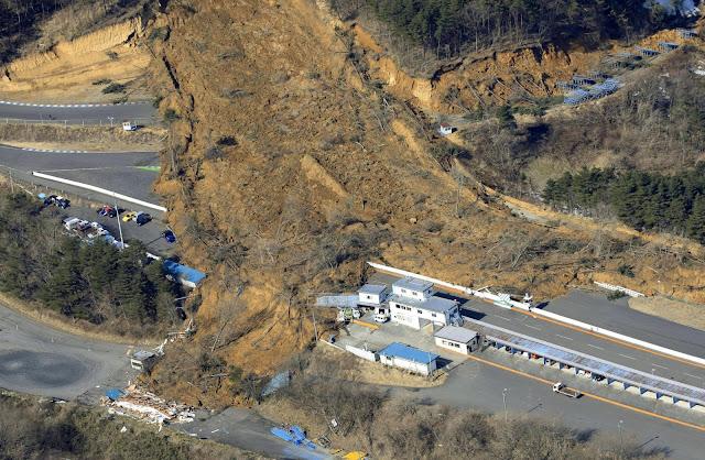 Badan Meteorologi Jepang Meyakini Gempa Bumi Besar di Jepang Timur Terulang