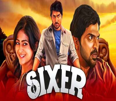Sixer 2020 720p 900MB WEBRip Hindi Dubbed MKV