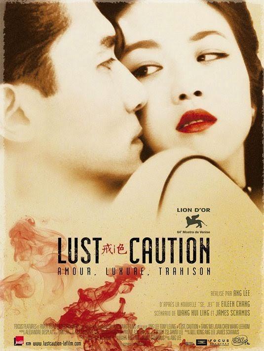 Lust Caution Uncut เล่ห์ ราคะ [HD]