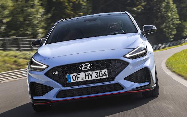 Novo Hyundai i30 N 2021 DCT-8