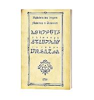 Alphabets des Langues Modernes et Anciennes