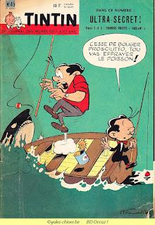 Tintin, Attanasio