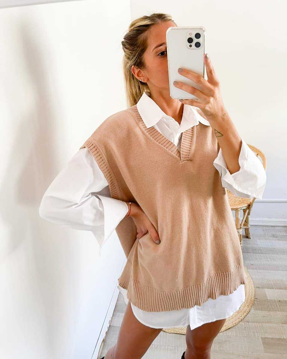 Chalecos invierno 2021 ropa de mujer