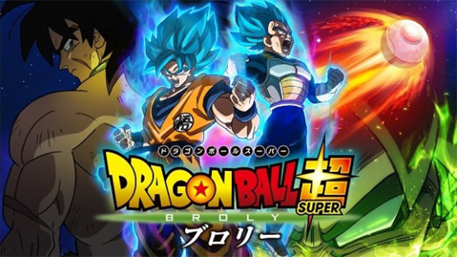 Dragon Ball Super: Broly (2018) Web-DL 1080p Subtitulado