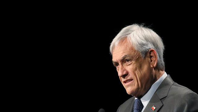 """Piñera advierte de """"la siguiente pandemia"""" en Chile: """"La recesión más dura de los últimos 100 años"""""""