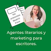 Agentes literarios y marketing para escritores