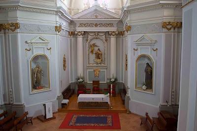 Iglesia convento desierto las palmas