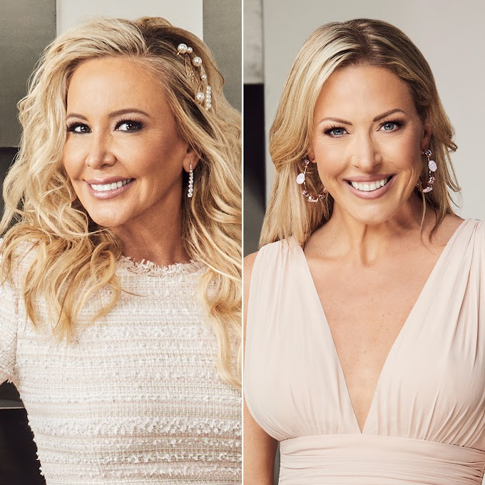 Shannon Beador Thinks Braunwyn Windham-Burke Lied About Everything So She Would Be Cast On RHOC!