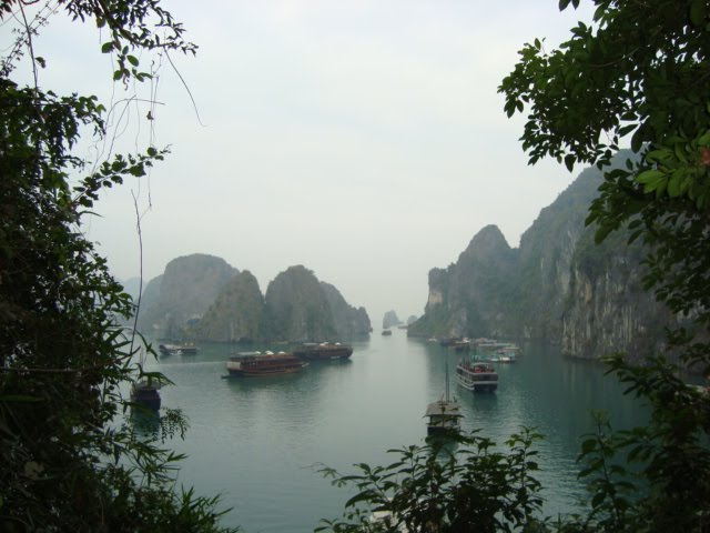 Baie d'Ha Long (Baie d'Ha Long), le Vietnam