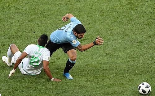 Tiền đạo mang áo số 9 của Uruguay