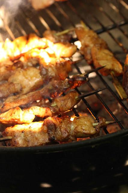 poorc grillé barbecue philippines